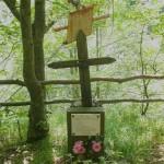 Lapide in ricordo dei bambini morti assiderati il 24-12-1921 Fugazzolo