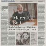 Marco Botti -  Reduce di Cefalonia