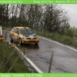 19° Rally del Taro 2012 P.S.8 Folta (422) vettura n. 77