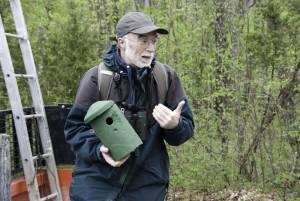 Oasi Ghirardi aprile 2012 (008) attività di installazione di nidi artificiali