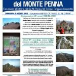 5-8-12 escursione Monte Penna GAE
