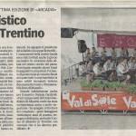 Articolo Banda di Albareto Caldes Arcadia 2012