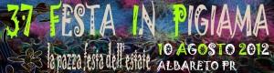 estratto Festa Pigiama Albareto 2012