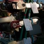 Fiera del Fungo Albareto 08-09-2012 (324) mostra motoseghe d'epoca
