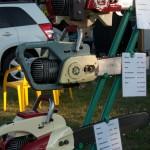 Fiera del Fungo Albareto 08-09-2012 (325) mostra motoseghe d'epoca