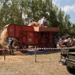 Fiera del Fungo Albareto 09-09-2012 (366) Antica trebbiatura