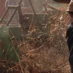Fiera del Fungo Albareto 09-09-2012 (373) Antica trebbiatura