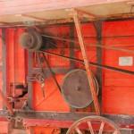 Fiera del Fungo Albareto 09-09-2012 (377) Antica trebbiatura
