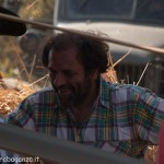 Fiera del Fungo Albareto 09-09-2012 (380) Antica trebbiatura
