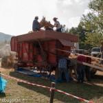 Fiera del Fungo Albareto 09-09-2012 (381) Antica trebbiatura
