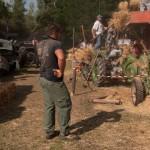 Fiera del Fungo Albareto 09-09-2012 (385) Antica trebbiatura