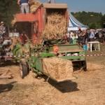 Fiera del Fungo Albareto 09-09-2012 (386) Antica trebbiatura