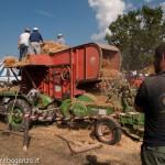 Fiera del Fungo Albareto 09-09-2012 (389) Antica trebbiatura