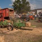 Fiera del Fungo Albareto 09-09-2012 (396) Antica trebbiatura