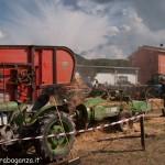 Fiera del Fungo Albareto 09-09-2012 (408) Antica trebbiatura