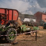 Fiera del Fungo Albareto 09-09-2012 (409) Antica trebbiatura