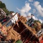 Fiera del Fungo Albareto 09-09-2012 (412) Antica trebbiatura
