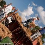 Fiera del Fungo Albareto 09-09-2012 (413) Antica trebbiatura