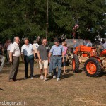 Fiera del Fungo Albareto 09-09-2012 (416) Antica trebbiatura