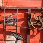 Fiera del Fungo Albareto 09-09-2012 (417) Antica trebbiatura