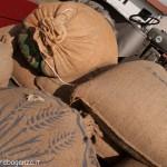 Fiera del Fungo Albareto 09-09-2012 (420) Antica trebbiatura