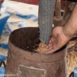 Fiera del Fungo Albareto 09-09-2012 (423) Antica trebbiatura