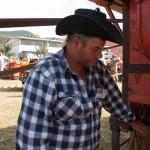 Fiera del Fungo Albareto 09-09-2012 (426) Antica trebbiatura