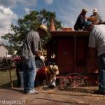 Fiera del Fungo Albareto 09-09-2012 (428) Antica trebbiatura