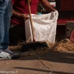 Fiera del Fungo Albareto 09-09-2012 (429) Antica trebbiatura