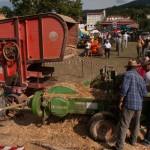 Fiera del Fungo Albareto 09-09-2012 (433) Antica trebbiatura