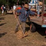 Fiera del Fungo Albareto 09-09-2012 (437) Antica trebbiatura