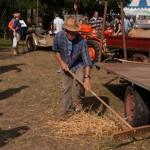 Fiera del Fungo Albareto 09-09-2012 (438) Antica trebbiatura