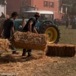 Fiera del Fungo Albareto 09-09-2012 (441) Antica trebbiatura
