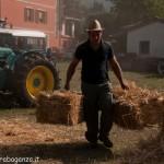 Fiera del Fungo Albareto 09-09-2012 (442) Antica trebbiatura