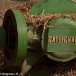 Fiera del Fungo Albareto 09-09-2012 (443) Antica trebbiatura