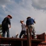 Fiera del Fungo Albareto 09-09-2012 (445) Antica trebbiatura