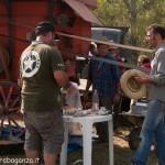 Fiera del Fungo Albareto 09-09-2012 (451) Antica trebbiatura
