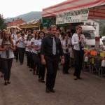 Fiera del Fungo Albareto 09-09-2012 (458) Banda Bedonia sfilata