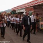 Fiera del Fungo Albareto 09-09-2012 (459) Banda Bedonia sfilata