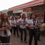 Fiera del Fungo Albareto 09-09-2012 (460) Banda Bedonia sfilata