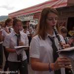 Fiera del Fungo Albareto 09-09-2012 (461) Banda Bedonia sfilata