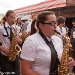 Fiera del Fungo Albareto 09-09-2012 (463) Banda Bedonia sfilata