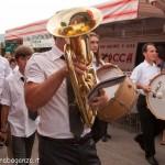 Fiera del Fungo Albareto 09-09-2012 (464) Banda Bedonia sfilata