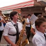 Fiera del Fungo Albareto 09-09-2012 (468) Banda Bedonia sfilata