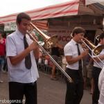Fiera del Fungo Albareto 09-09-2012 (469) Banda Bedonia sfilata
