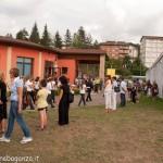 Fiera del Fungo Albareto 09-09-2012 (471) Banda Bedonia sfilata