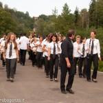 Fiera del Fungo Albareto 09-09-2012 (476) Banda Bedonia sfilata
