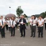 Fiera del Fungo Albareto 09-09-2012 (559) Banda Bedonia consegna targa