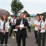 Fiera del Fungo Albareto 09-09-2012 (564) Banda Bedonia consegna targa