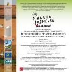 """invito convegno """"Life+ Pianura Parmense - Voli in corso!"""""""